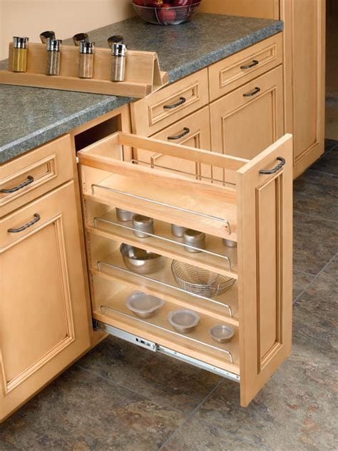 pull out inserts for kitchen cabinets pull out spice racks for kitchen cabinets base cabinet