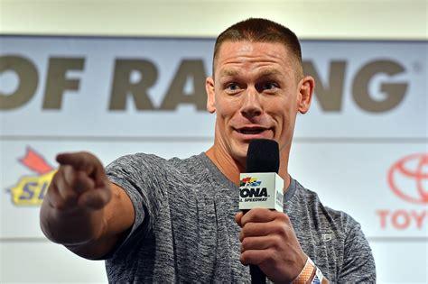 WWE star wrestler John Cena misses blood, because it 'made ...