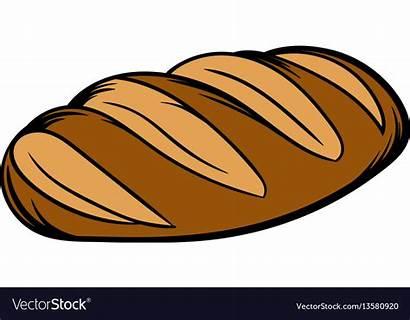 Bread Cartoon Fresh Icon Pngio Transparent