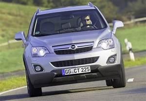 Opel Antara Edition Pack : fiche technique opel antara 2 2 cdti 163 ch 4x4 start stop edition pack ann e 2012 ~ Gottalentnigeria.com Avis de Voitures