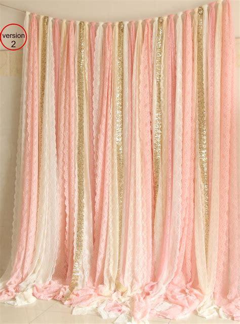 Photo Backdrop by Best 25 Curtain Backdrop Wedding Ideas On
