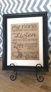 Personalized Grandma Gift