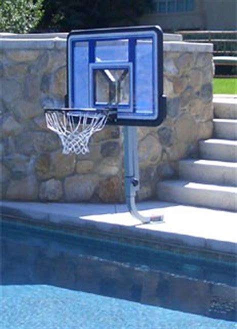 quick fire pool basketball hoop  pure health