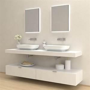 meubles de salle hola complete mobile salle de bain With meuble salle de bain complet