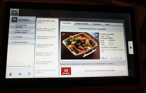 tablette cuisine cook la tablette tactile pour cuisine qooq en test cook 39 orico