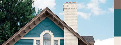 exterior color schemes  sherwin williams