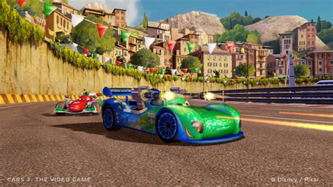 Cars 2 The Video Game On Ps3  Official Playstation™store Us