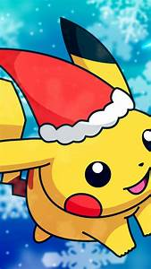 Pokemon Christmas Wallpaper ·① WallpaperTag  Pokemon