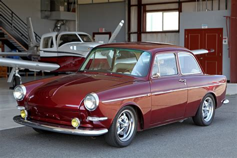 1965 Volkswagen Type Iii Notchback