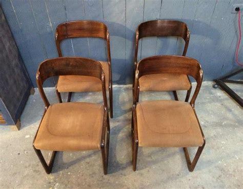 chaise baumann prix 4 chaises baumann bois courbé vintage