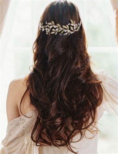 wedding hair styles for 21 hermosos accesorios para peinados de novia 7341