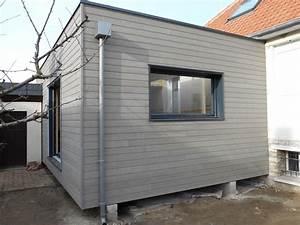 extension maison bois prix m2 prix de du0027un garage en With prix m2 extension maison