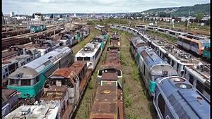 Sotteville Les Rouen : le cimeti re de locomotives sotteville l s rouen youtube ~ Medecine-chirurgie-esthetiques.com Avis de Voitures