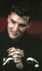 Young Elvis Presley Graceland