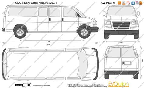 High Quality Cargo Van Interior Dimensions #4 Gmc Savana