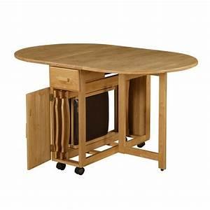 Table et chaise gain de place conceptions de maison for Meuble gain de place studio 4 tables et chaises speciales studio ou petit appartement