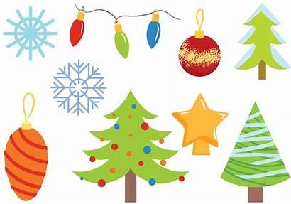 Christmas Vector Lights Vectors Fun Downloads