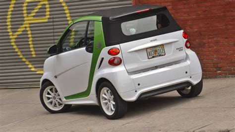 Smallest Car Price by It Only Has Two Seats But At Least Its Electric Version