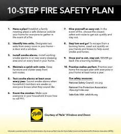 Fire Safety Emergency Plan