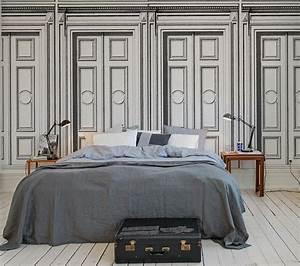 blog papiers peints de marques inspiration decoration With trompe l oeil chambre