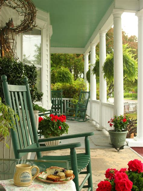 cool porch decorating ideas godfather style