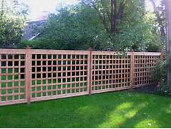 Lattice Fence Design Ideas Lattice Fence Designs Lattice Fence Designs Fence Design Ideas 20 Design For Craftsman Style Privacy Fence Craftsman Privacy Fence Wood Fence Design Architectural Design