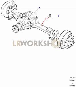 Rear Axle Assembly