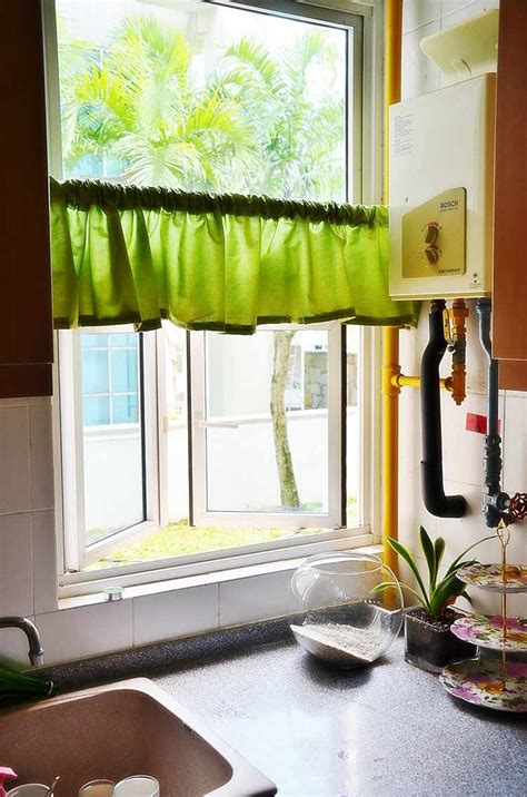 rideau store pour cuisine rideau bonne femme pour cuisine cheap vitrage pointe