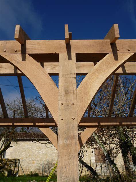 dordogne projects oak timber framing carpentry  france