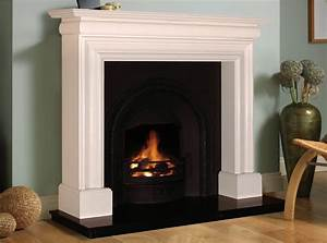 Wexford, Fireplace, In, White, Marble