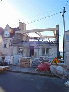projet n27 renovation et rehausse dune maison a brest With architecte d interieur brest