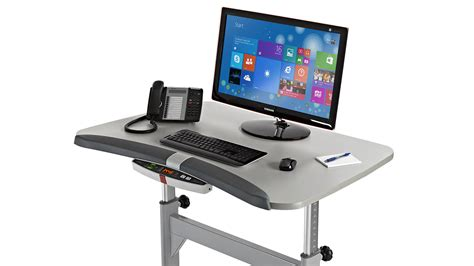 Lifespan Treadmill Desk Manual by Modern Office Lifespan High Use Treadmill With Manual Desk