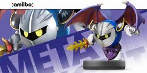 Meta Knight Super Smash Bros Collection Nintendo