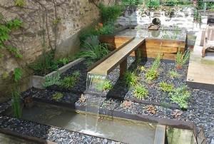 Nos jardins, terrasses et bassins