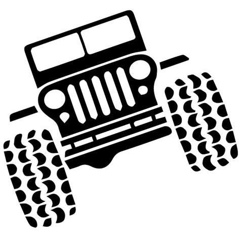 jeep logo drawing jeep decal jayce sroom pinterest laptop decal