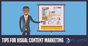 Tips For Visual Content for Marketing – Bell Media Group