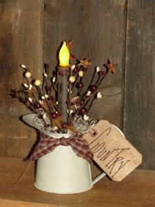 Pinterest Primitive Craft Ideas