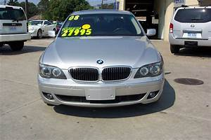 2008 Bmw 7 Series - Pictures