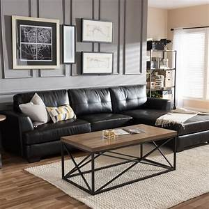 living room best 25 black couches ideas on pinterest With living room furniture decorating ideas