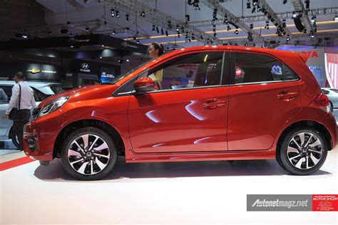 Modifikasi Honda Brio Rs by Impression Review Honda Brio Rs 2016 Autonetmagz