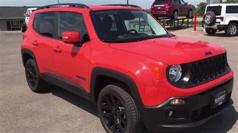 2017 jeep altitude black 2017 jeep renegade 4x4 altitude altitude 4wd heated black