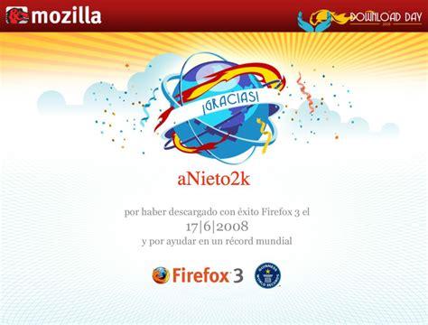 Firefox3, Más De 8 Millones De Descargas En 24 Horas