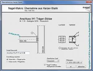 Statik Berechnen Lassen : stahlbau makros f r thouvis ~ Themetempest.com Abrechnung