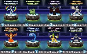 Skylander OCs: Lightcore by Proceleon on DeviantArt