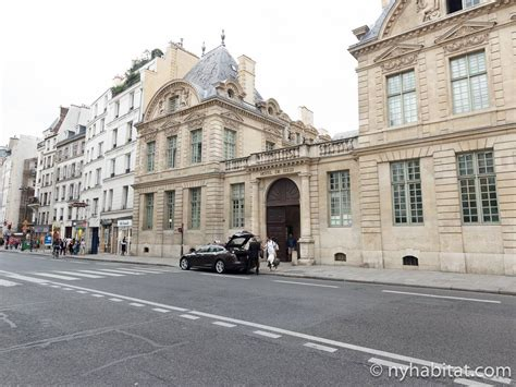 Appartamenti Parigi Marais by Appartamento A Parigi Monolocale Place Des Vosges Le