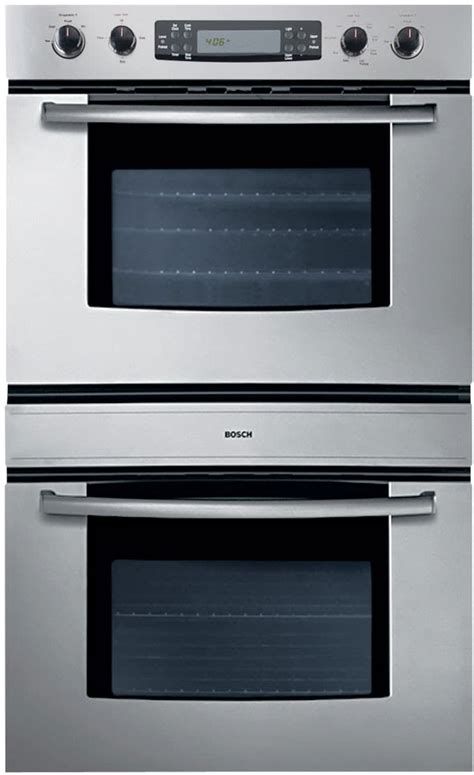 bosch hbnauc   double electric wall oven  genuine european  element
