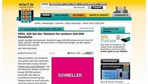 Telekom Deutschland Gmbh Rechnung Online : deutsche telekom versorgt weitere haushalte mit vdsl 100 onlineverlag gmbh ~ Themetempest.com Abrechnung