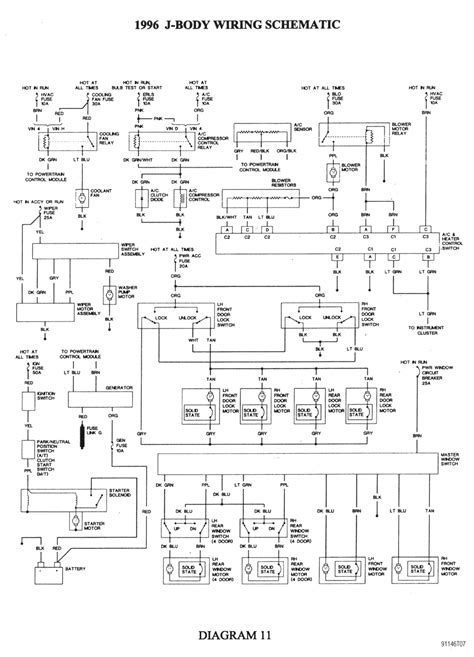 diagram wiring diagram 1996 toyota camry le