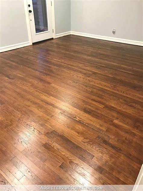 The Hardwood Floor Refinishing Adventure Continues Tip