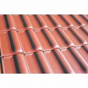 Tuile pour rénovation de toitures à faible pente Erlus